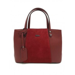 Borsa donna pelle JUICE Made in Italy cod.112098