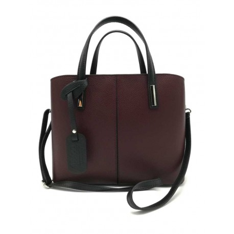 Borsa donna pelle JUICE Made in Italy cod.112099